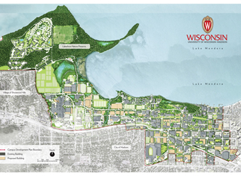 Maps – Campus Planning & Landscape Architecture – UW–Madison