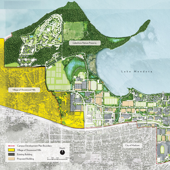 Zoning & Approvals Process – C-I District Master Plan – Campus on